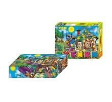 """Іграшка кубики """"Казки народів світу ТехноК"""", арт.0205"""