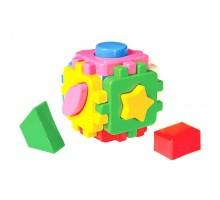 """Игрушка куб """"Умный малыш Мини ТехноК"""""""