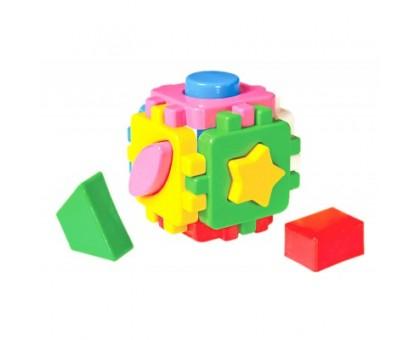"""Іграшка куб """"Розумний малюк Міні ТехноК"""", арт.1882"""