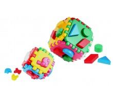 """Игрушка куб """"Умный малыш 1+1 ТехноК"""""""