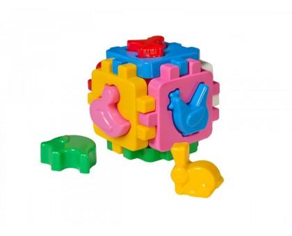 """Игрушка куб """"Умный малыш Домашние животные ТехноК"""""""