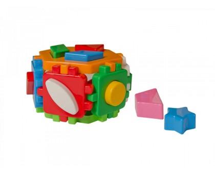 """Іграшка куб """"Розумний малюк Гексагон 2 ТехноК"""", арт.1998"""