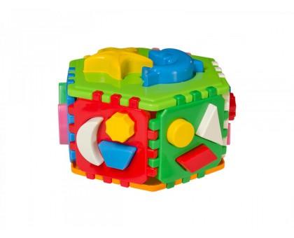 """Іграшка куб """"Розумний малюк Гіппо ТехноК"""", арт.2445"""