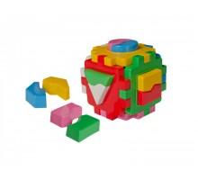"""Игрушка куб """"Умный малыш Логика 1 ТехноК"""""""
