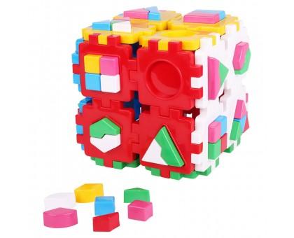 """Іграшка куб """"Розумний малюк Суперлогіка ТехноК"""", арт.2650"""