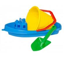 """Іграшка """"Кораблик 2 ТехноК"""""""