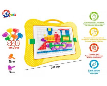 """Іграшка """"Мозаїка 8 ТехноК"""", арт.3008"""