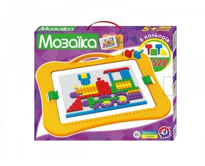 """Игрушка """"Мозаика 8 ТехноК"""""""