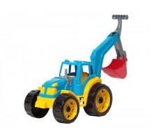 """Іграшка """"Трактор з ківшом ТехноК"""""""