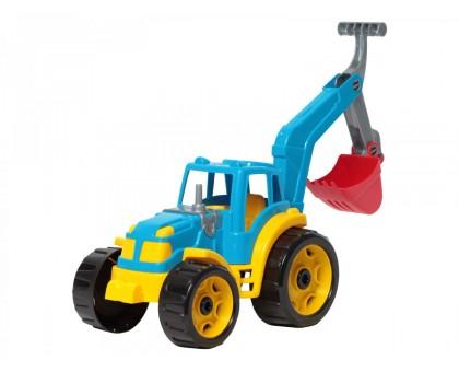"Игрушка ""Трактор с ковшом ТехноК"", арт.3435"