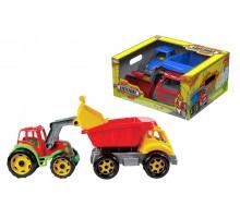 Іграшка  «Будтехніка ТехноК»