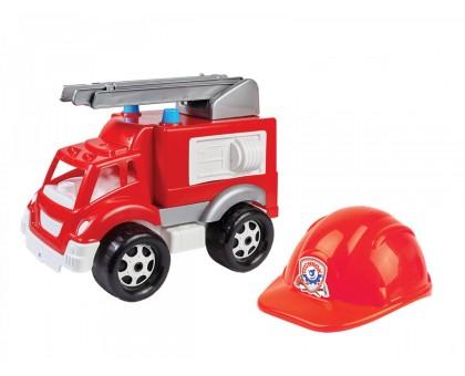 Игрушка «Малыш-пожарный ТехноК»