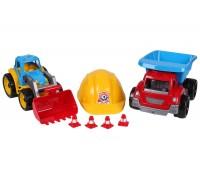 Игрушка «Малыш-строитель 2 ТехноК»