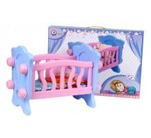 """Іграшка """"Ліжечко для ляльки ТехноК"""", арт.4166"""