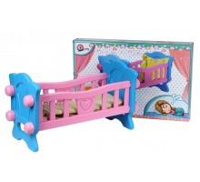 """Іграшка """"Ліжечко для ляльки ТехноК"""", арт.4173"""