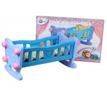 """Іграшка """"Колиска для ляльки ТехноК"""", арт.4197"""