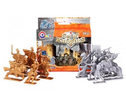 """Игрушка """"Набор средневековых воинов ТехноК"""", арт.4272"""