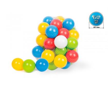 """Игрушка """"Набор шариков для сухих бассейнов ТехноК"""", арт.4333"""