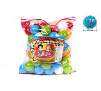 """Игрушка """"Набор шариков для сухих бассейнов ТехноК"""", арт.4548"""