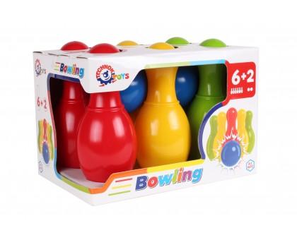 Игрушка «Набор для игры в боулинг ТехноК»