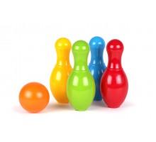 Іграшка  «Набір для гри в боулінг ТехноК»