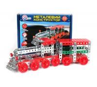 Конструктор металлический «Поезд ТехноК»