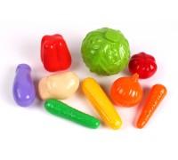 Іграшка «Набір овочів ТехноК»