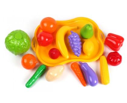 """Іграшка """"Набір фруктів та овочів ТехноК"""", арт.5347"""