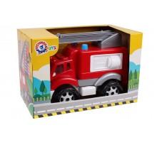"""Іграшка """"Пожежна машина ТехноК"""" (в коробці), арт.5392"""