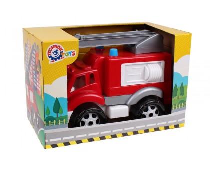 Игрушка «Пожарная машина ТехноК» (в коробке)