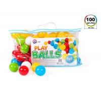 """Игрушка """"Набор шариков для сухих бассейнов ТехноК"""", арт.5545"""