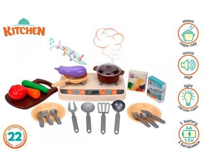 "Игрушка ""Кухня ТехноК"" с электронным модулем, арт.5620"