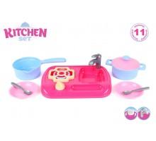 """Іграшка """"Кухня з набором посуду ТехноК"""", арт.5989"""