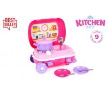 """Іграшка """"Кухня з набором посуду ТехноК"""", арт.6061"""