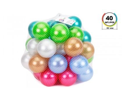 """Игрушка """"Набор шариков для сухих бассейнов ТехноК"""", арт.7303"""