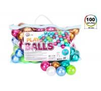 """Іграшка """"Набір кульок для сухих басейнів ТехноК"""", арт.7327"""