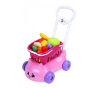 """Іграшка """"Візочок для супермаркету ТехноК"""", арт.7563"""