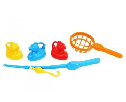 """Іграшка """"Набір для риболовлі ТехноК"""", арт.7594"""