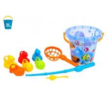 """Іграшка """"Набір для риболовлі ТехноК"""", арт.7624"""
