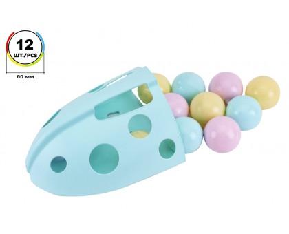 """Іграшка """"Набір кульок для сухих басейнів ТехноК"""", арт.7778"""