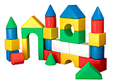 Набори будівельних елементів