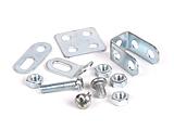 Додаткові деталі до металевих конструкторів